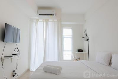 Cozy Studio Akasa Pure Living in BSD Apartment By Travelio