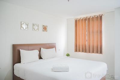 Minimalist Studio Bintaro Icon Apartment near British School By Travelio