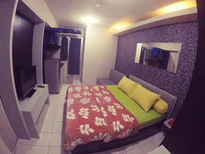 Studio Room Apartemen Kalibata Residence By Deal