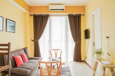 Tidy 2BR Apartment at Silkwood Residences near BINUS By Travelio