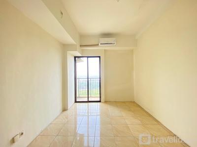 Unfurnished Studio Apartment with AC at Tamansari Panoramic By Travelio