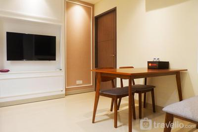 Deluxe 2BR Apartment at Praxis By Travelio