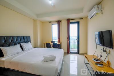 Studio Best Rate at Kebayoran Icon Apartment near Gandaria City By Travelio