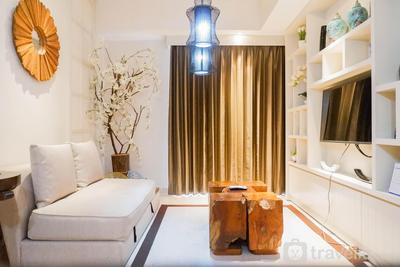 Luxurious 2BR Apartment at The Peak Residence By Travelio