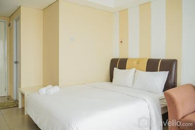 Relaxing Studio Apartment Room 307 at Bintaro Plaza Residence By Travelio