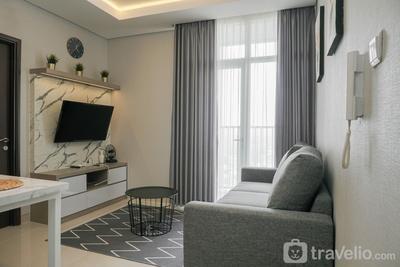 Luxury Design 2BR at Ciputra International Apartment By Travelio