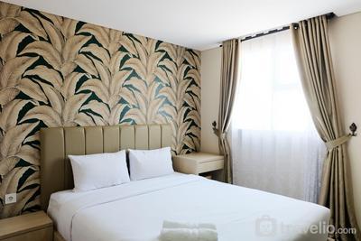 Brand New and Comfy Studio Bintaro Icon Apartment By Travelio