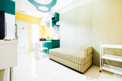 2BR Gading Nias Apartment near Kelapa Gading By Travelio