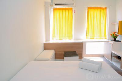 Chic Studio at Patraland Urbano Apartment By Travelio