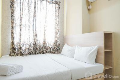 Comfy and Strategic 2BR at Menteng Square Apartment By Travelio