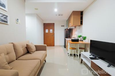 2BR Apartment @The Royal Olive Residence By Travelio