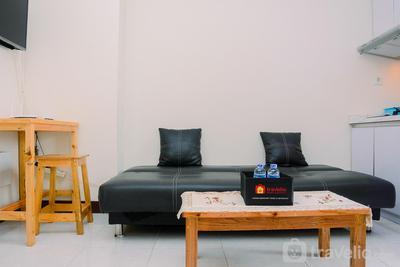 Minimalist and Stylish 2BR Cinere Resort Apartment By Travelio