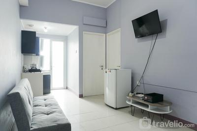 Comfy and Modern 2BR Seasons City Apartment with City View By Travelio
