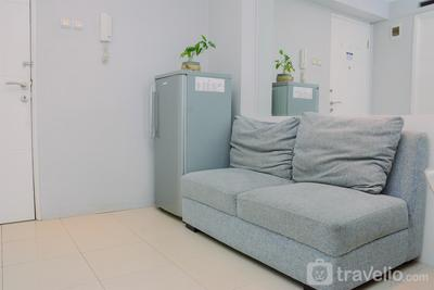 Chic and Cozy 2BR Apartment at Bassura City By Travelio