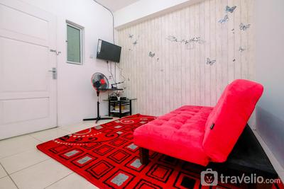 Best Price 1BR Apartment at Teluk Intan By Travelio
