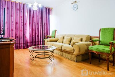 Affordable 2BR Mitra Sunter Apartment near MOI By Travelio