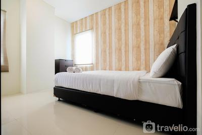 Spacious 3BR Apartment @ Northland Ancol Residence By Travelio