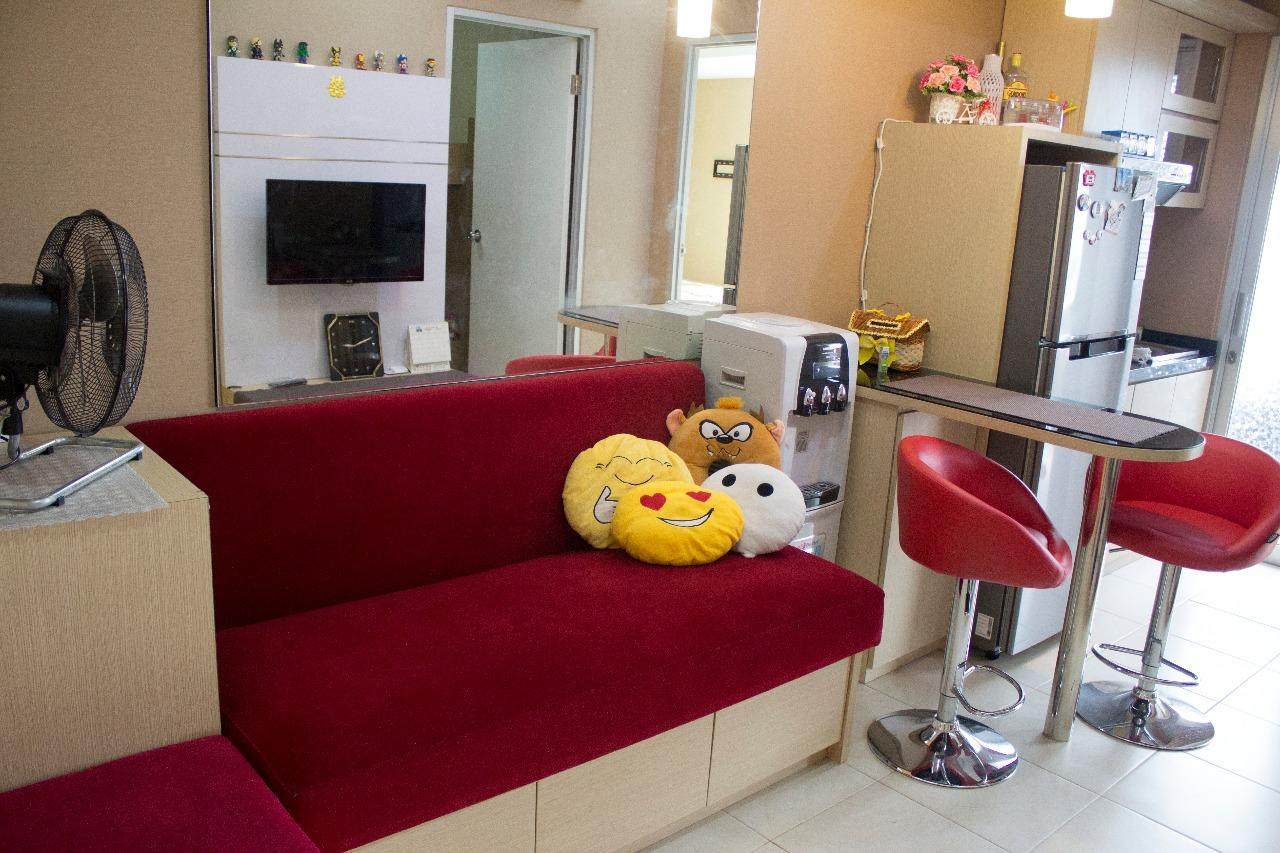 Green Bay Pluit - Cozy Apartement 2BR @ Greenbay Pluit By Indra