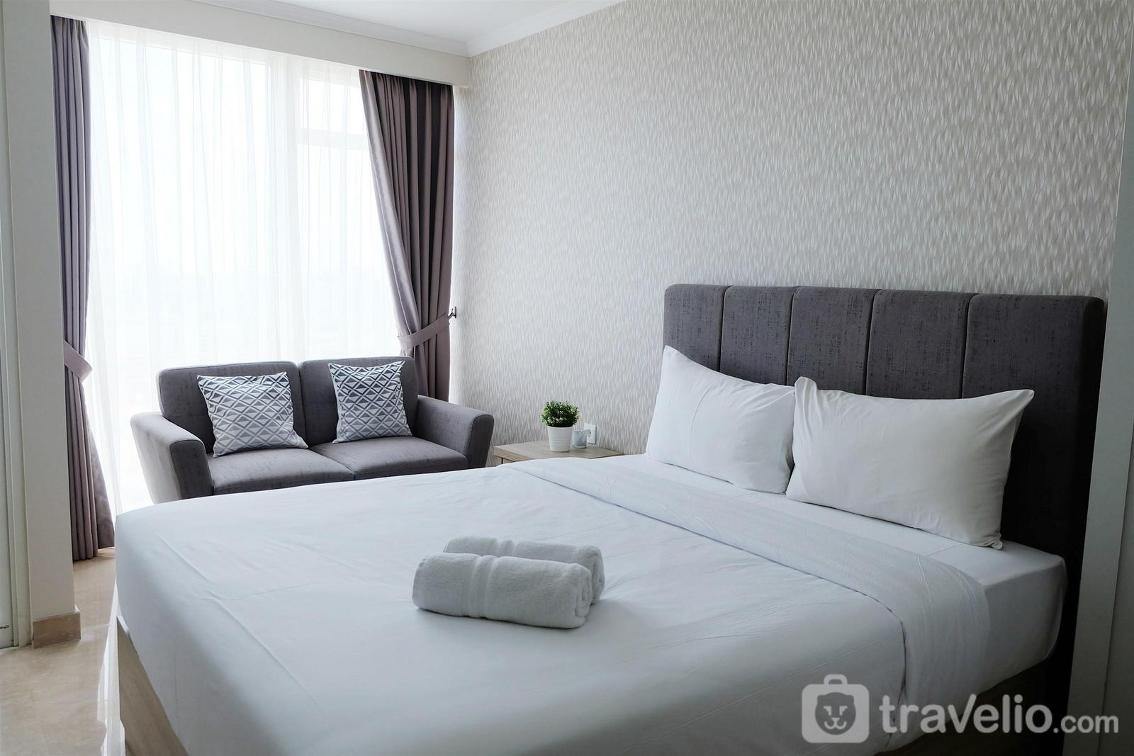 Menteng Park Apartment - Comfy Studio Menteng Park Apartment By Travelio