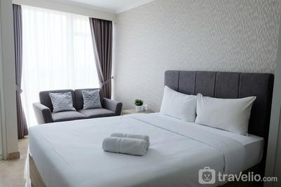 Comfy Studio Menteng Park Apartment By Travelio