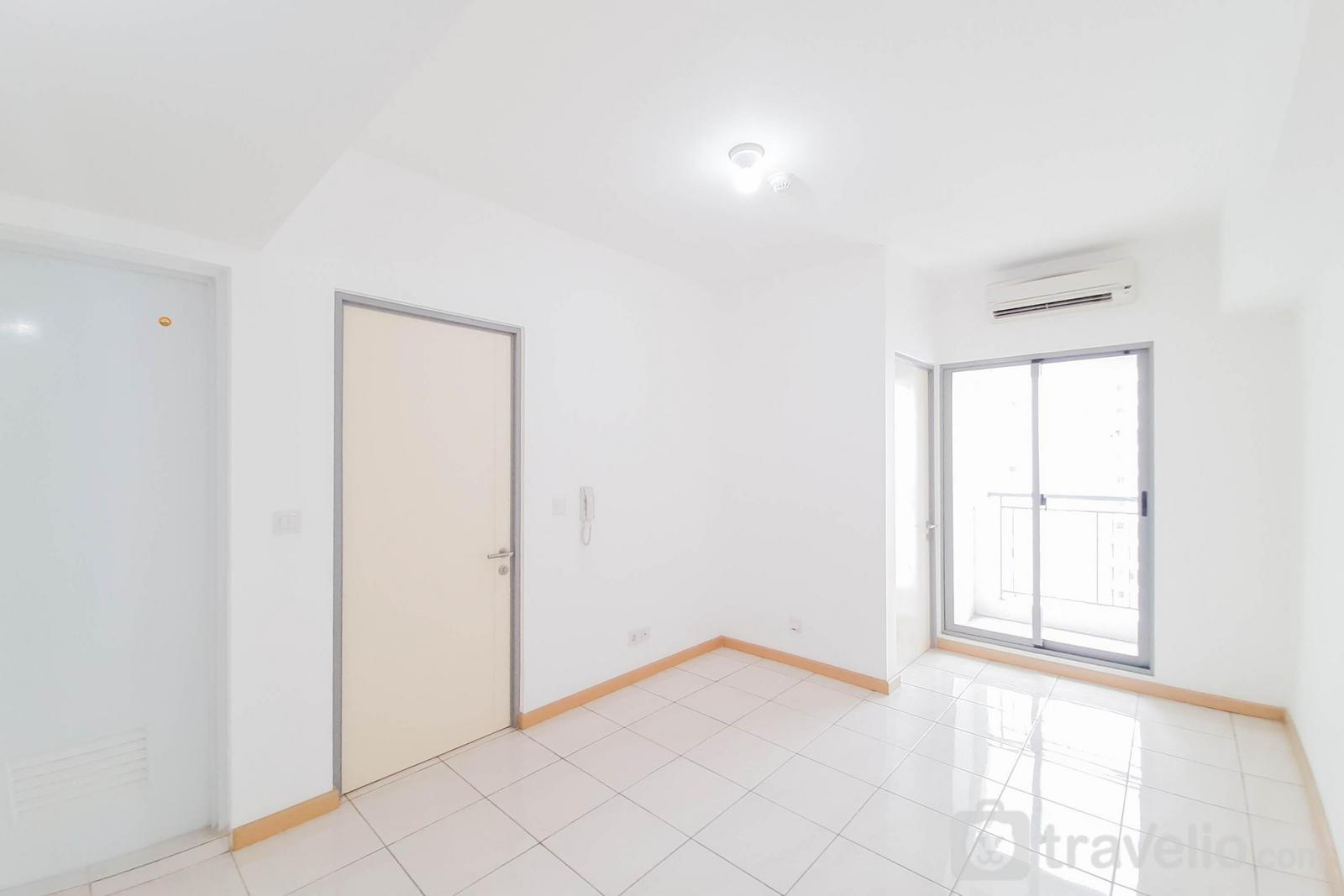 Apartemen M-Town Residence - Unfurnished 2BR with AC at 27th Floor M-Town Residence By Travelio