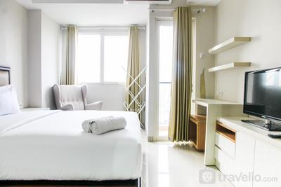 Best Price Studio The Oasis Apartment By Travelio