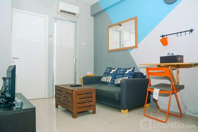 Minimalist Style 2BR Pakubuwono Terrace Apartment By Travelio