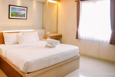 Homey 2BR Apartment at Galeri Ciumbuleuit 2 By Travelio