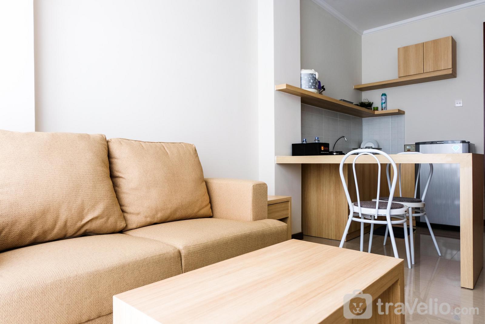 Asatti Apartment - Best Price 1BR Apartment at Asatti near BSD By Travelio