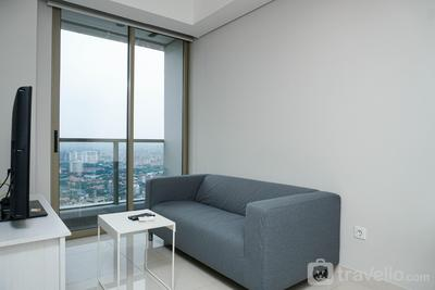 New Furnished 2BR Apartment at Taman Anggrek Residences By Travelio