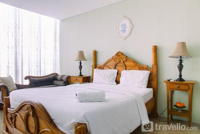 Modern and Spacious 1BR Apartment at L'Avenue By Travelio