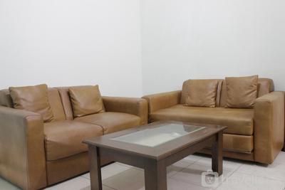 Homey 2BR Majesty Apartment near Maranatha University By Travelio