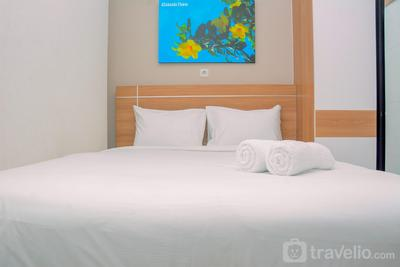 Elegant and Comfy 2BR above Mall at Bassura City Apartment By Travelio
