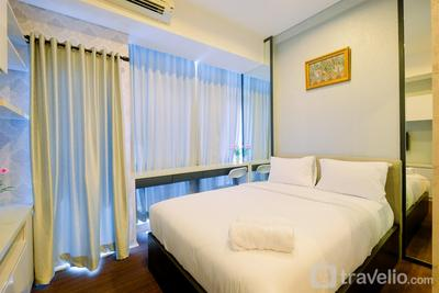 Best Price Studio Apartment at Capitol Park Residence By Travelio