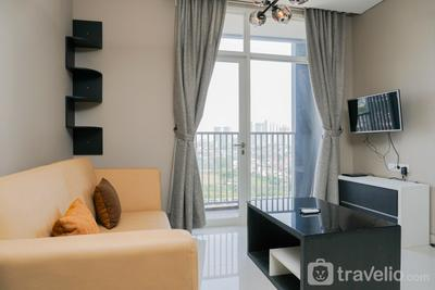 Best Location 1BR Apartment at Ciputra International By Travelio