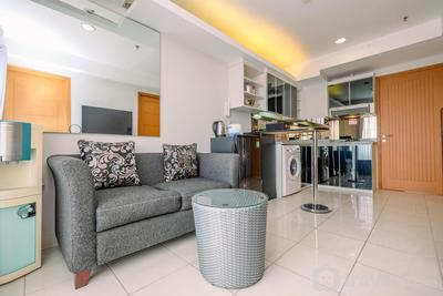 Fancy and Nice 2BR at Cinere Bellevue Apartment By Travelio