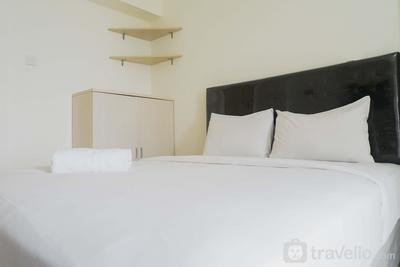 Scenic Studio Room Apartment at Educity By Travelio