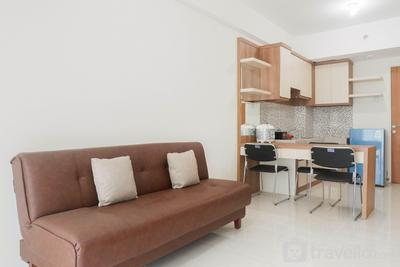 Relaxing 2BR Apartment at Puncak Bukit Golf By Travelio