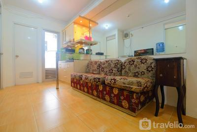 Relaxing 2BR Apartment Gading Nias Residence Tower Dahlia By Travelio