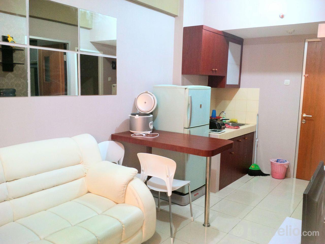 Apartemen Puncak Permai - Apartment Puncak Permai - 2 Bedroom I