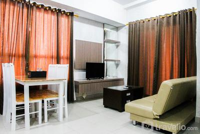 Luxury 2BR Saveria Apartment near AEON Mall By Travelio