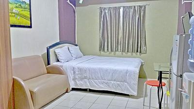 Simple Studio And Comfortable Room @ Gading Icon Apartment