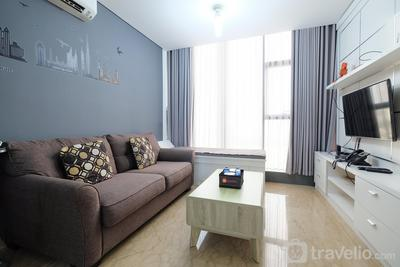 Modern Spacious 3BR L'Avenue Apartment By Travelio