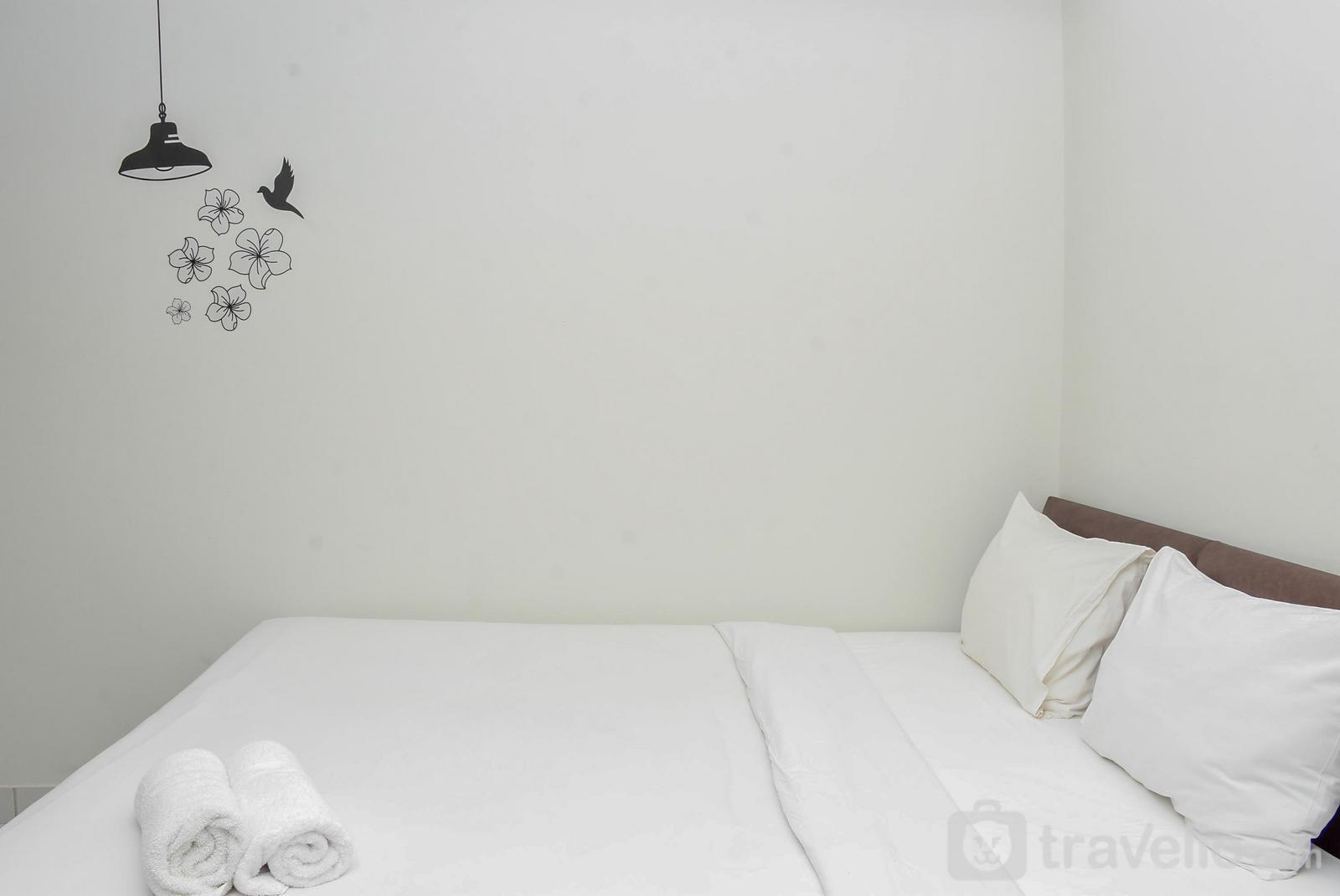 Apartemen Amethyst - Cozy and Comfy Studio at Amethyst Apartment By Travelio