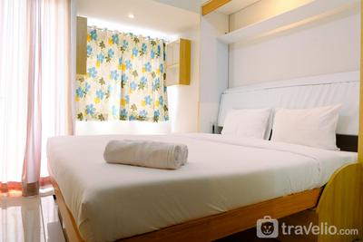Comfortable and Clean Studio at The Oasis Apartment By Travelio