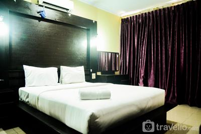 2BR Pesona Bahari Apartment near Mangga Dua By Travelio
