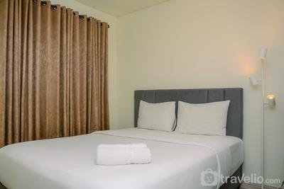 Comfortable 2BR at Meikarta Apartment By Travelio