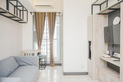 Brand New 2BR Apartment at M-Town Residence By Travelio
