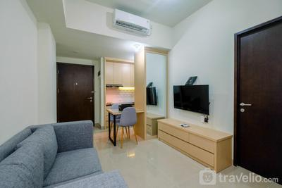 Modern and Homey 2BR Apartment at Mustika Golf Residence By Travelio