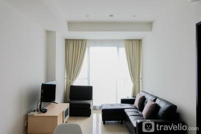 Exclusive 1BR at The Branz Apartment near Shopping Mall By Travelio
